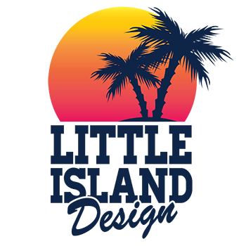 Little Island Design Logo